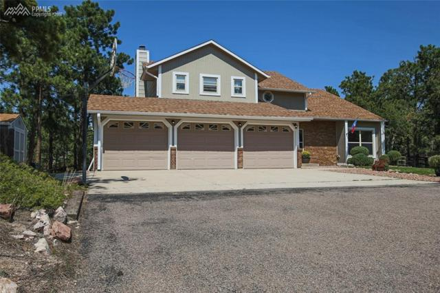 1160 Pleasant View Lane, Colorado Springs, CO 80921 (#5598809) :: 8z Real Estate