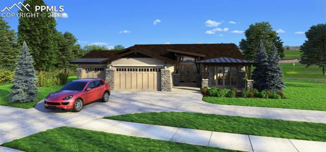 1737 Redbank Drive, Colorado Springs, CO 80921 (#5601697) :: The Hunstiger Team
