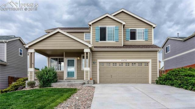 6458 Elsinore Drive, Colorado Springs, CO 80923 (#5602121) :: Action Team Realty