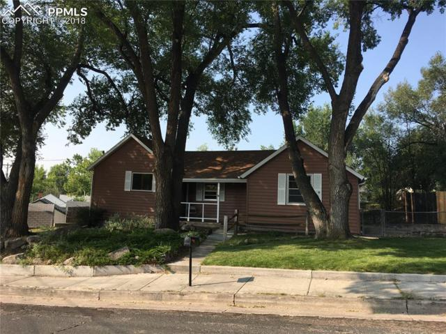 608 Manitou Boulevard, Colorado Springs, CO 80904 (#5603189) :: Jason Daniels & Associates at RE/MAX Millennium