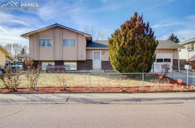 645 Fay Drive, Colorado Springs, CO 80911 (#5605755) :: The Dunfee Group - powered by eXp Realty