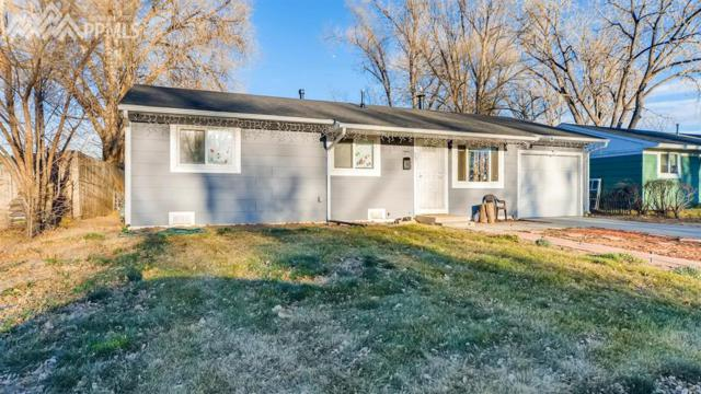 77 Easy Street, Colorado Springs, CO 80911 (#5606142) :: The Hunstiger Team