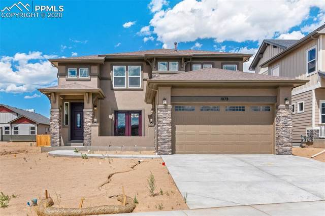 1078 Kelso Place, Colorado Springs, CO 80921 (#5607184) :: The Daniels Team
