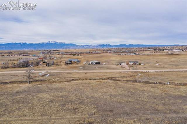 6735 Chief Road, Peyton, CO 80831 (#5607397) :: Finch & Gable Real Estate Co.