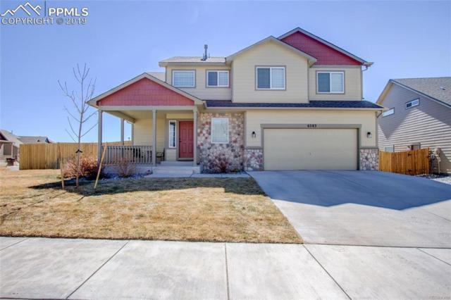 6283 Dancing Sky Drive, Colorado Springs, CO 80911 (#5609973) :: Tommy Daly Home Team