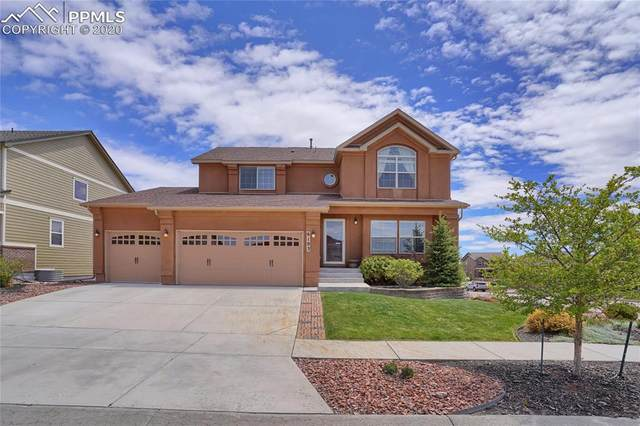 6103 Harney Drive, Colorado Springs, CO 80924 (#5611794) :: The Daniels Team