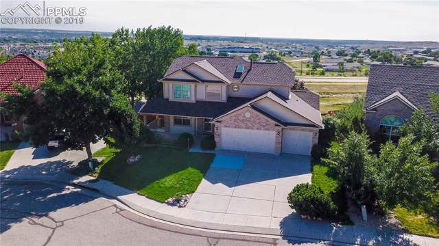 825 Lilacglen Court, Colorado Springs, CO 80906 (#5612404) :: CC Signature Group