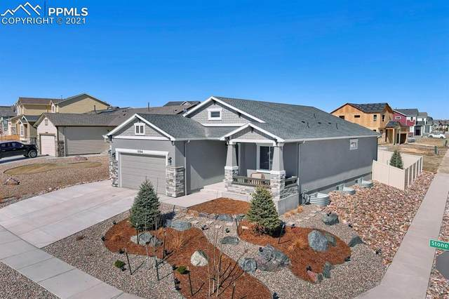 13124 Stone Valley Drive, Peyton, CO 80831 (#5614961) :: The Treasure Davis Team | eXp Realty