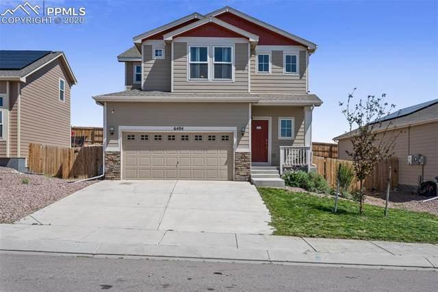 6404 Marilee Way, Colorado Springs, CO 80911 (#5614984) :: The Treasure Davis Team