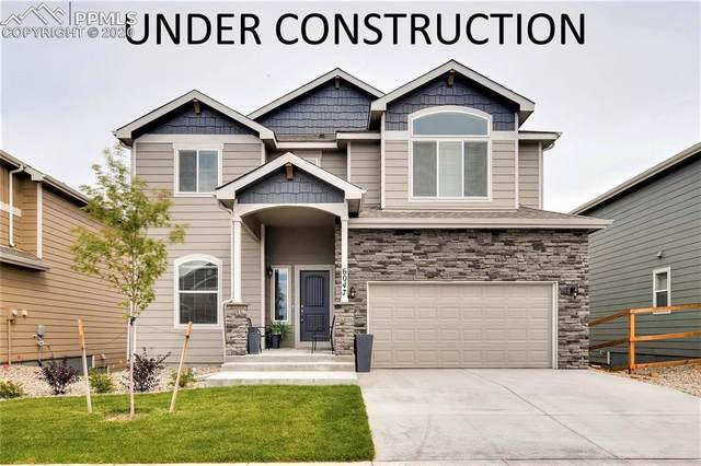 11161 Tiffin Drive, Colorado Springs, CO 80925 (#5617975) :: The Kibler Group