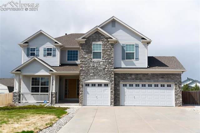 12373 Pine Valley Circle, Peyton, CO 80831 (#5620674) :: CC Signature Group
