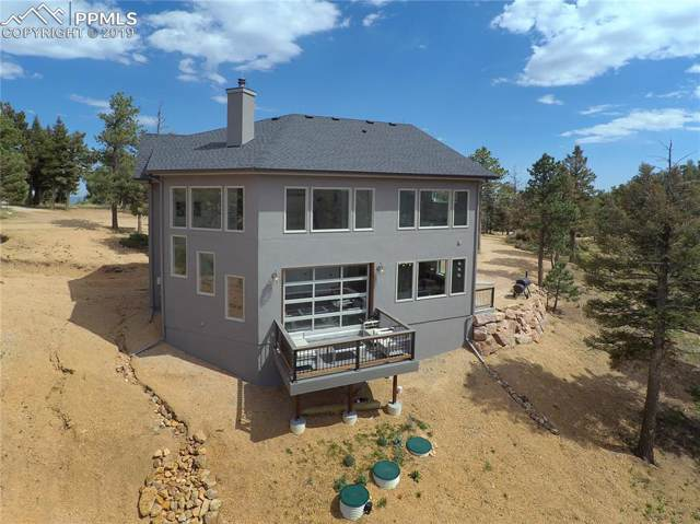 530 Sunrise Peak Road, Manitou Springs, CO 80829 (#5622551) :: Harling Real Estate
