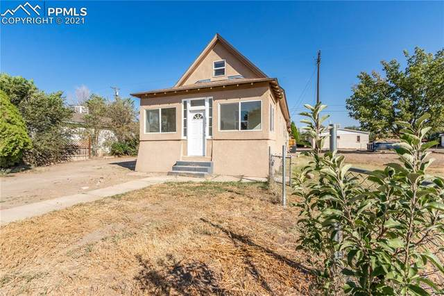 1705 W 19th Street, Pueblo, CO 81003 (#5623134) :: Tommy Daly Home Team
