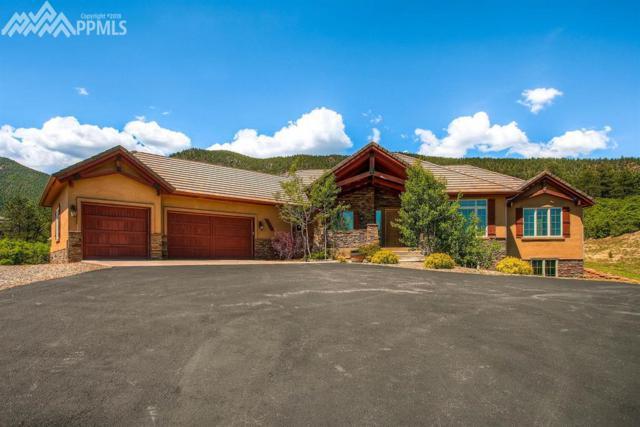4571 Red Rock Ranch Drive, Palmer Lake, CO 80133 (#5624016) :: 8z Real Estate