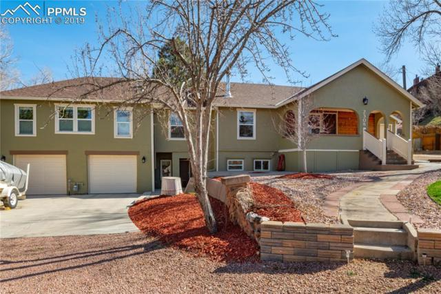 2308 W Willamette Avenue, Colorado Springs, CO 80904 (#5624416) :: The Peak Properties Group