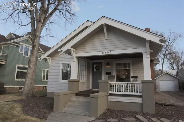 2307 N Nevada Avenue, Colorado Springs, CO 80907 (#5624551) :: Jason Daniels & Associates at RE/MAX Millennium