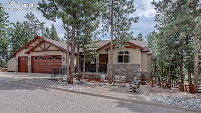 1500 Bradford Court, Woodland Park, CO 80863 (#5625365) :: The Kibler Group