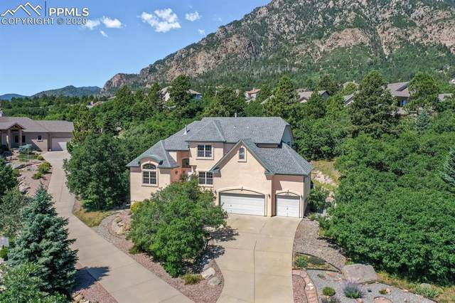 315 Paisley Drive, Colorado Springs, CO 80906 (#5626045) :: Action Team Realty
