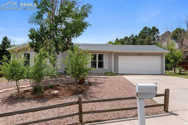 5444 Mosquito Pass Drive, Colorado Springs, CO 80917 (#5629370) :: Finch & Gable Real Estate Co.