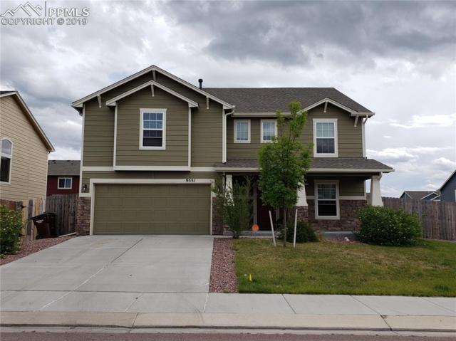 9551 Desert Lily Circle, Colorado Springs, CO 80925 (#5631798) :: Action Team Realty