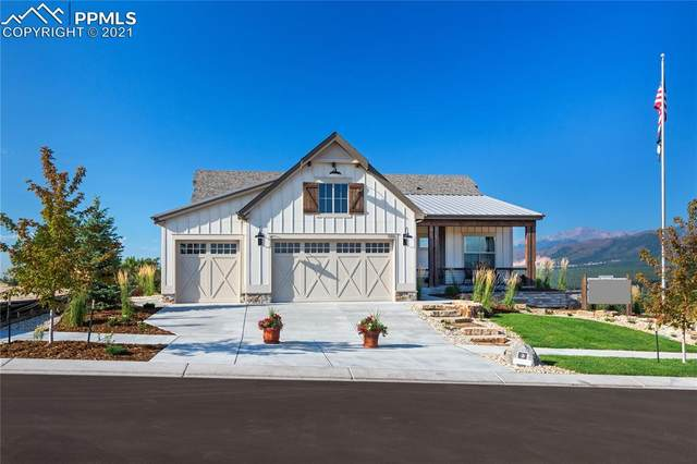 1111 Kelso Place, Colorado Springs, CO 80921 (#5632702) :: The Daniels Team