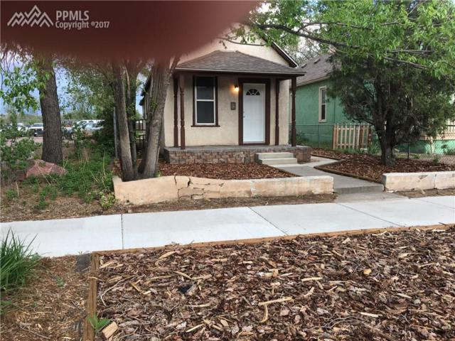 609 S Weber Street, Colorado Springs, CO 80903 (#5633665) :: RE/MAX Advantage