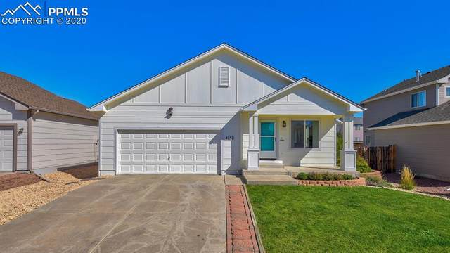 4132 Happy Jack Drive, Colorado Springs, CO 80922 (#5635232) :: Tommy Daly Home Team