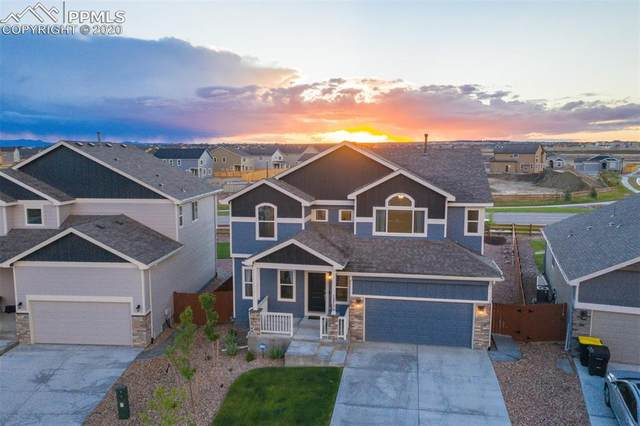 12720 Scenic Walk Drive, Peyton, CO 80831 (#5636126) :: Action Team Realty
