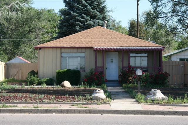 1320 E Fountain Boulevard, Colorado Springs, CO 80910 (#5637072) :: Fisk Team, RE/MAX Properties, Inc.