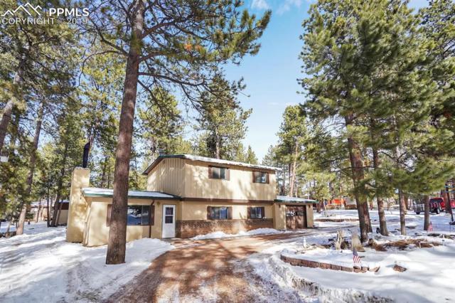 600 Sunnywood Lane, Woodland Park, CO 80863 (#5637592) :: 8z Real Estate