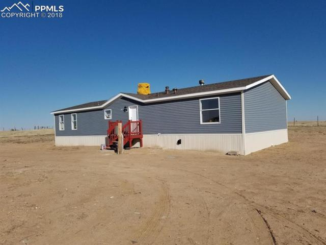 7705 Edison Road, Yoder, CO 80864 (#5638482) :: Colorado Home Finder Realty