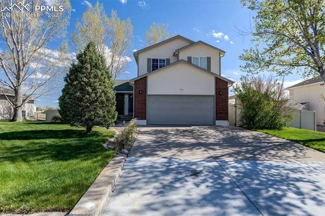 514 W Hook Drive, Pueblo West, CO 81007 (#5638944) :: The Artisan Group at Keller Williams Premier Realty