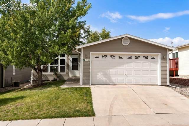 4517 Gray Fox Heights, Colorado Springs, CO 80922 (#5639900) :: 8z Real Estate