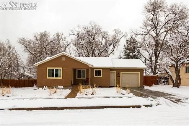 1428 N Foote Avenue, Colorado Springs, CO 80909 (#5640438) :: The Dixon Group