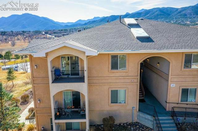 1635 Little Bear Creek Point #7, Colorado Springs, CO 80904 (#5641156) :: Fisk Team, RE/MAX Properties, Inc.