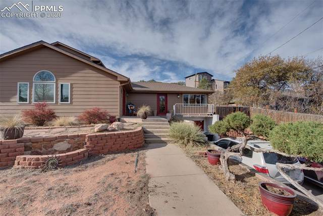 228 Crystal Park Road, Manitou Springs, CO 80829 (#5642245) :: Action Team Realty