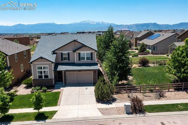 9320 Sky King Drive, Colorado Springs, CO 80924 (#5643802) :: Tommy Daly Home Team