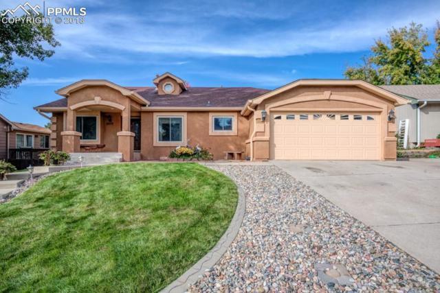 2670 Purgatory Drive, Colorado Springs, CO 80918 (#5646072) :: Jason Daniels & Associates at RE/MAX Millennium