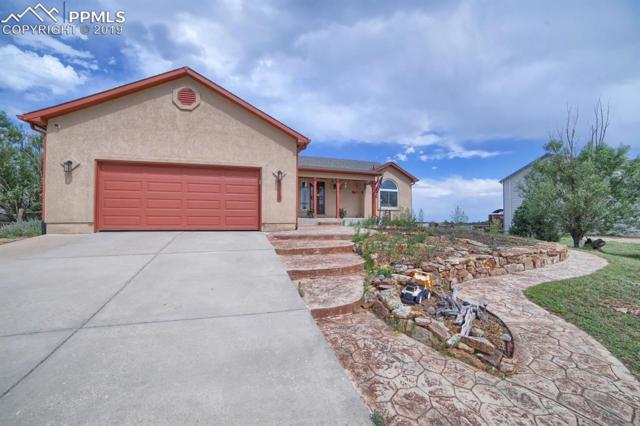 8219 Fort Smith Road, Peyton, CO 80831 (#5646812) :: Action Team Realty