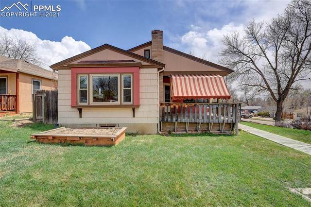203 N 18th Street, Colorado Springs, CO 80904 (#5650904) :: HomeSmart