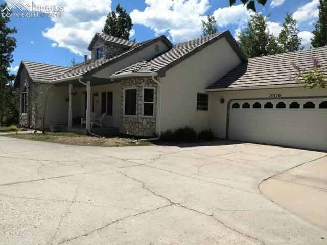 15320 Steinbeck Lane, Colorado Springs, CO 80921 (#5651689) :: The Kibler Group