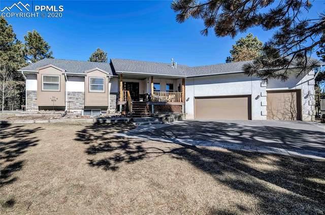 14310 Windy Pine Drive, Elbert, CO 80106 (#5651903) :: 8z Real Estate