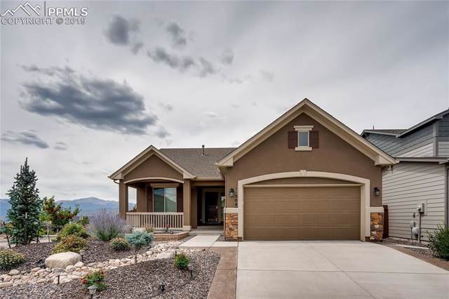 11008 Echo Canyon Drive, Colorado Springs, CO 80908 (#5654307) :: The Treasure Davis Team