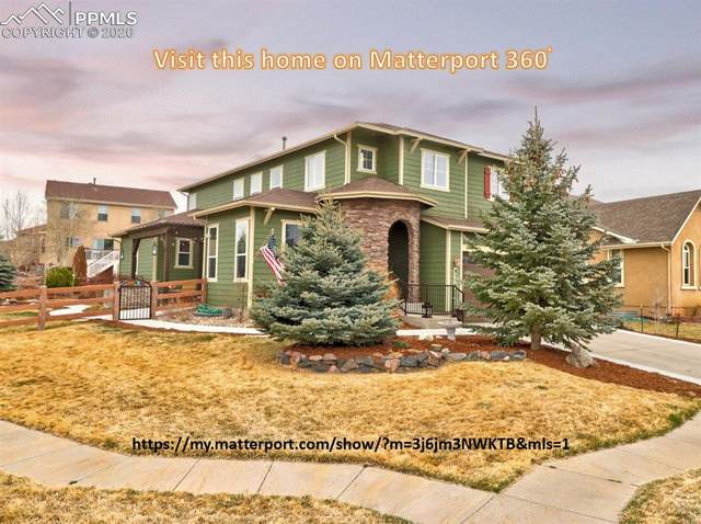8556 Winding Passage Drive, Colorado Springs, CO 80924 (#5658123) :: Finch & Gable Real Estate Co.