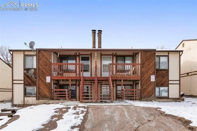 2904 Straus Lane, Colorado Springs, CO 80907 (#5658604) :: The Treasure Davis Team