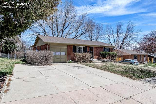 1401 Bates Drive, Colorado Springs, CO 80903 (#5660432) :: Re/Max Structure