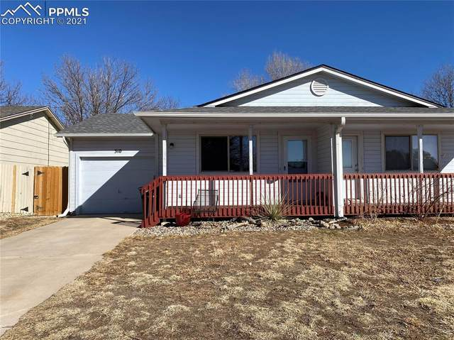 310 Lyckman Place, Fountain, CO 80817 (#5663815) :: Action Team Realty