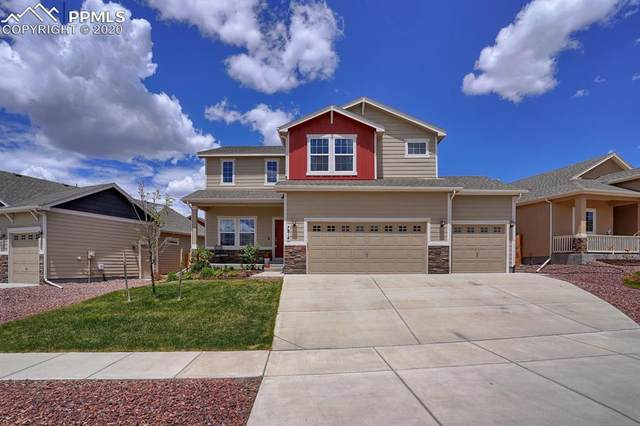 7814 Wagonwood Drive, Colorado Springs, CO 80908 (#5664363) :: The Daniels Team