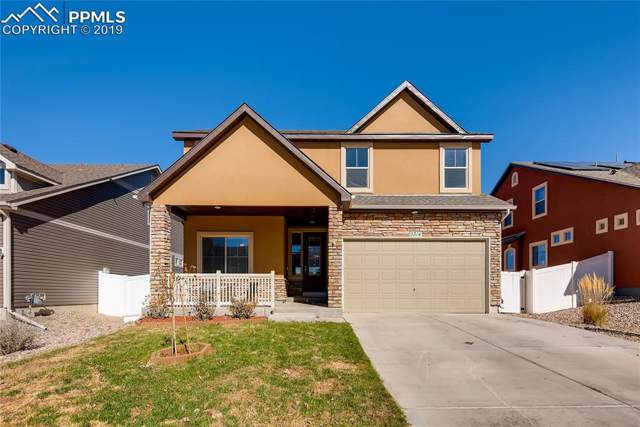 9314 Castle Oaks Drive, Fountain, CO 80817 (#5665859) :: Action Team Realty