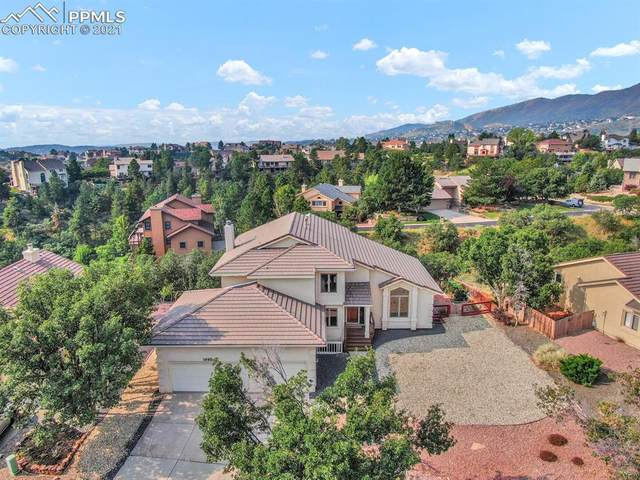 1695 Summit Point Court, Colorado Springs, CO 80919 (#5668298) :: Tommy Daly Home Team